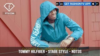 Tommy Hilfiger Stage Style with Not3s Music and Fashion | FashionTV | FTV