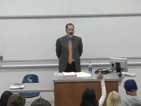 Journalistic Ethics, Lec 1, Communications Studies 187, UCLA