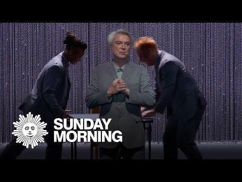 "On Broadway: David Byrne and ""American Utopia"""