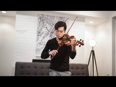 10,000 Hours - Dan + Shay And Justin Bieber - Violin And Piano Cover
