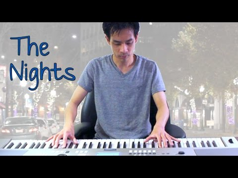 Avicii - The Nights | Piano Cover