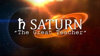 Saturn in Astrology: The Great Teacher Documentary