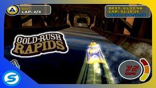Splashdown Rides Gone Wild - Gold Rush Rapids
