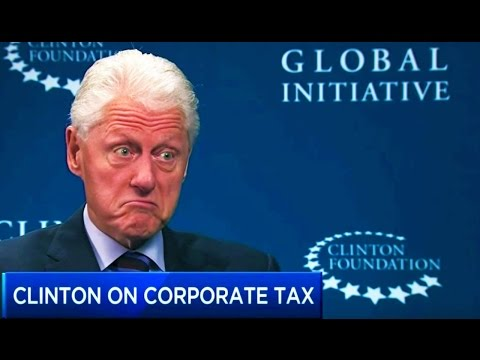 Bill Clinton Tells Interviewer How HE Would Flip On TPP, If HE Were President—Not Hillary, Just Him