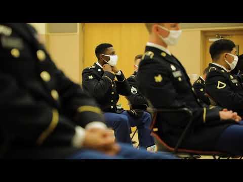 2020 U.S. Army Reserve Command Best Warrior Sergeants Major Board