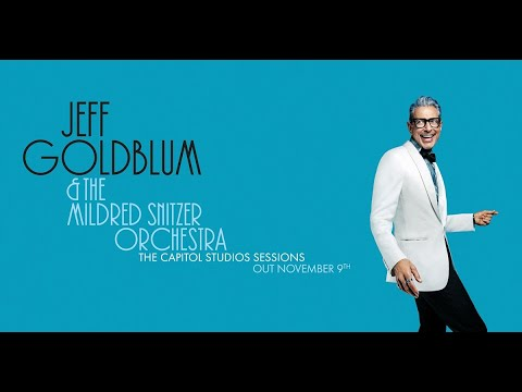 Jeff Goldblum - The Capitol Studio Sessions (official album trailer) Mp3