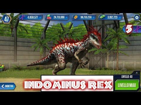 Sarcosuchus Level 40 Jurassic World The Game