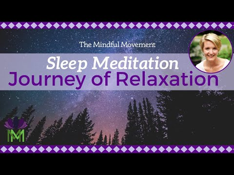 Guided Meditation and Relaxation to Help You Drift off to Sleep