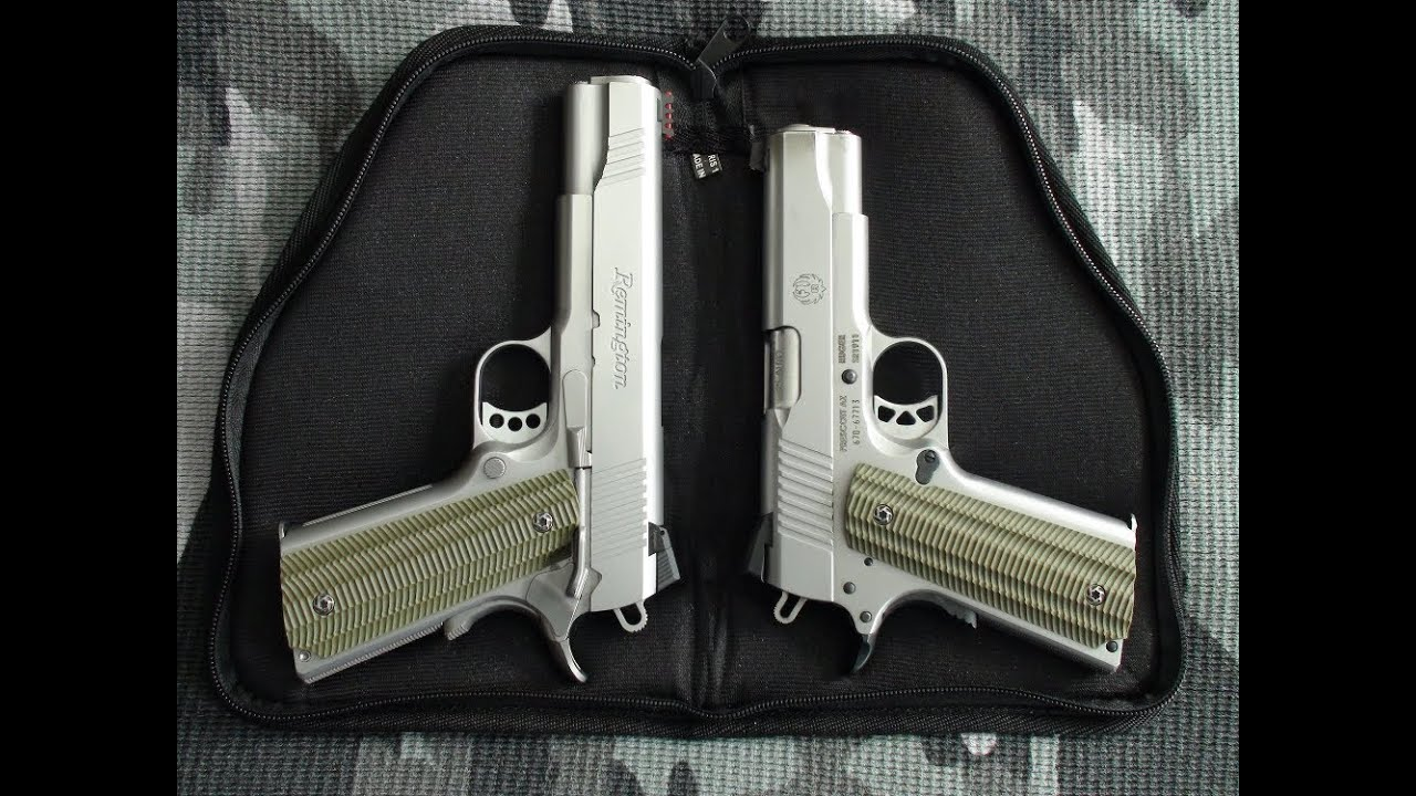 How to Install VZ Grips on the 1911