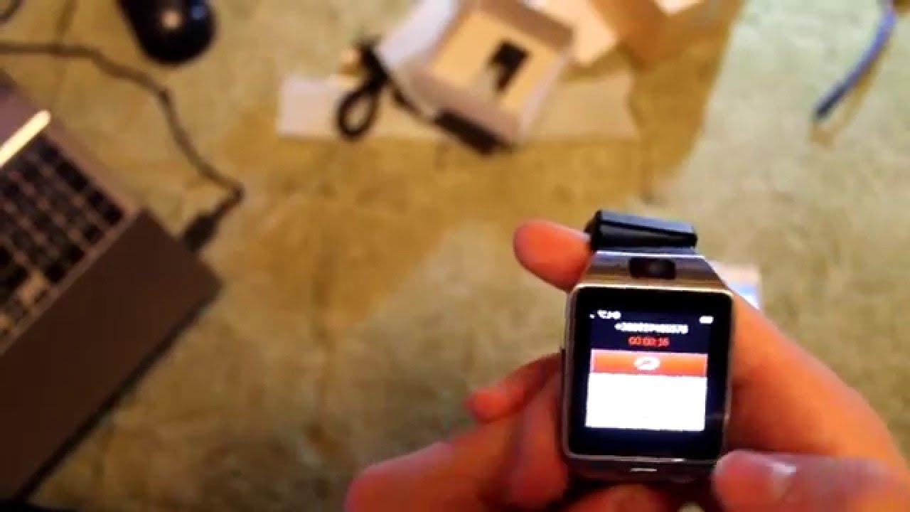 Smart Watch DZ09 обзор умных часов с возможностью звонков за 20  - YouTube b19cfc593c8
