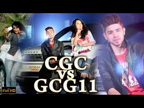 New Punjabi Songs 2015 | CGC Vs GCG 11 | Lvy Anshu | Latest New Punjabi Songs 2015
