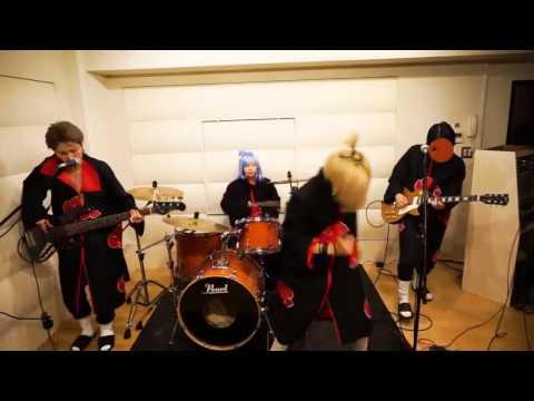 cosplay akatsuki band
