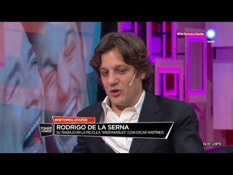 Rodrigo de la Serna y el Yotivenco en Tomate la Tarde (1 de 2)