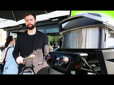 Weber Elektrogrill Zu Schwach : Praxis test: weber pulse u2013 der beste elektrogrill? youtube