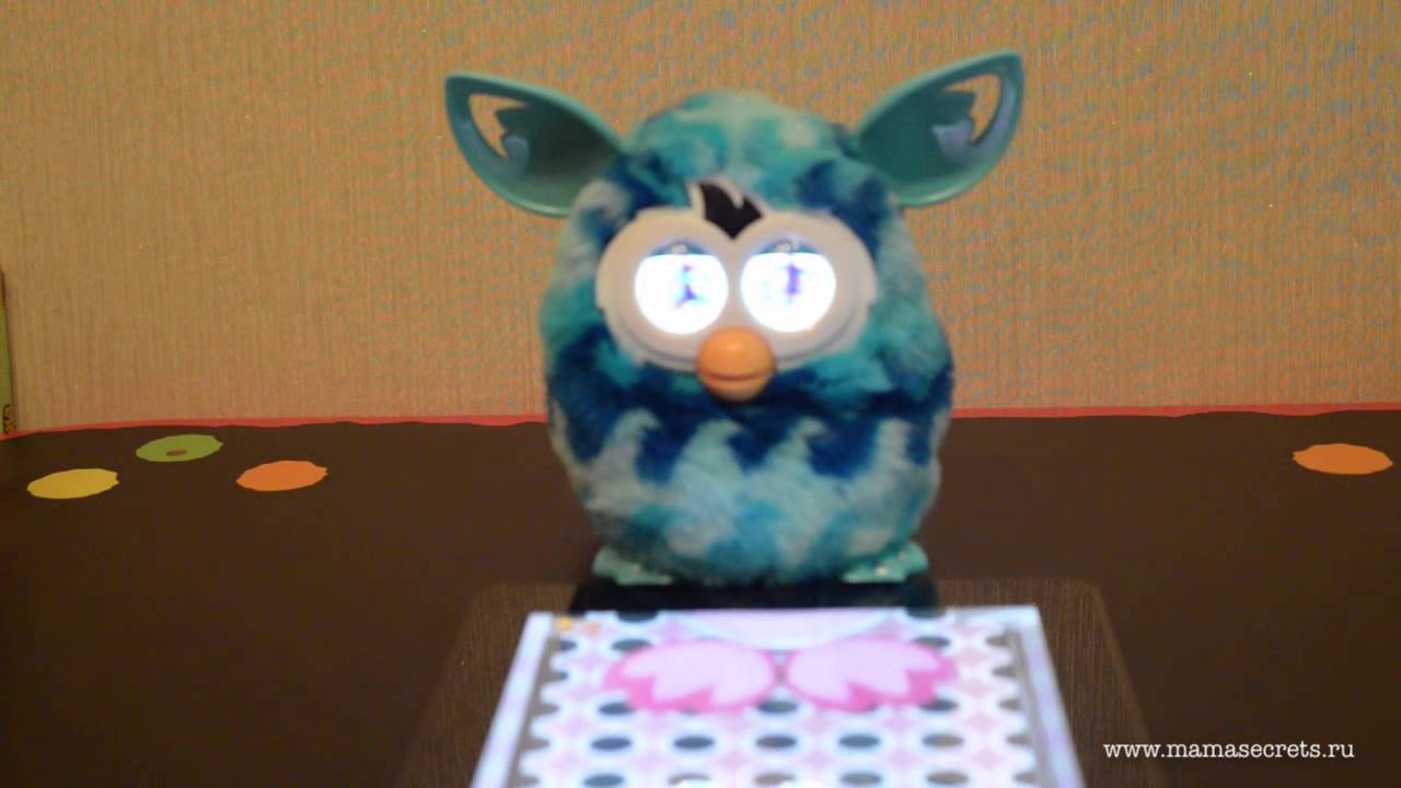 Furby connect review toy - YouTube