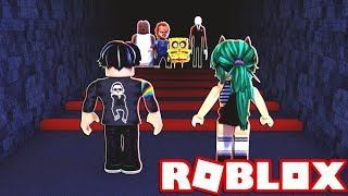 WE PASS FEAR IN THE OBBY MAS TERRORIFICO OF ROBLOX 😱