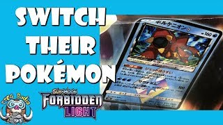 Volcanion Prism Star – Great New Pokemon Makes Your Opponent Switch!