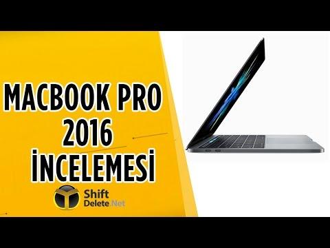 Yeni Macbook Pro Inceleme