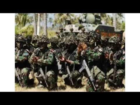 Indonesian marines