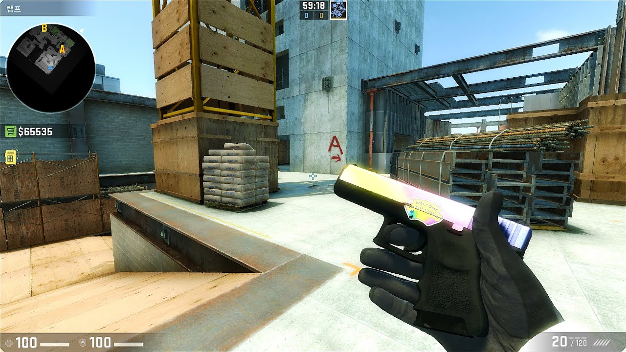 how to get glock fade contract