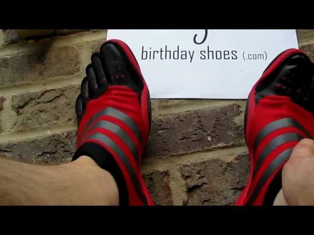 Adidas Adipure Trainer Toe Shoes