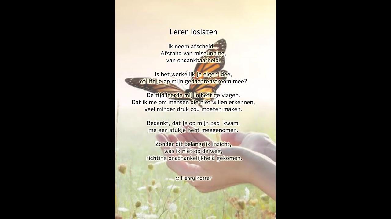 Nieuw Gedicht met muziek ''Leren loslaten'' - YouTube XG-86