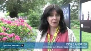 Nikon, partenaire des Promenades Photographiques de Vendôme