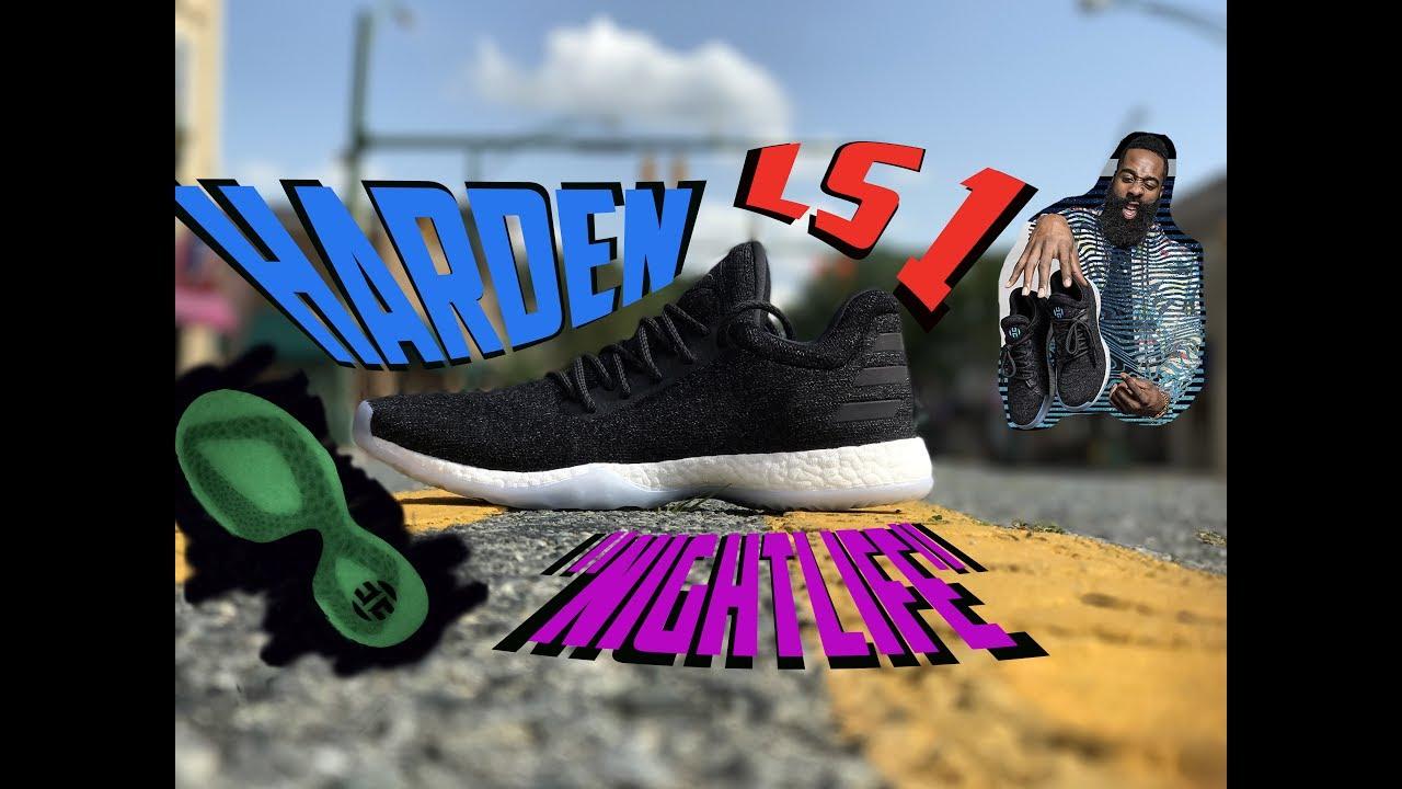 96114d2cd6b5 Adidas Harden LS 1