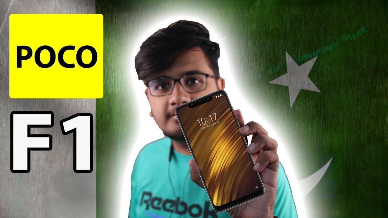 Xiaomi Poco F1 Official In Pakistan!