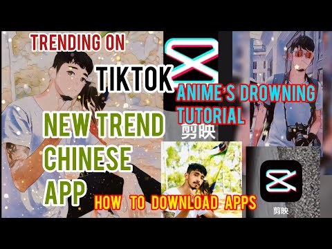 How To Download TikTok Anime Skechers Apps On IPhone |NEPALI | New Chinese Apps