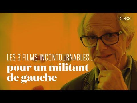 Ken Loach dresse la liste des trois films incontournables pour un militant de gauche
