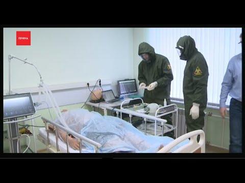 Как делают вентиляцию лёгких больным коронавирусом