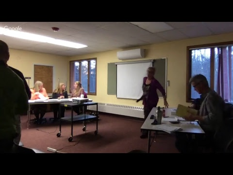 Brooklyn Board of Education - Dec. 4 Special Meeting: Budget Workshop