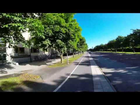 Bicycle tour Uppsala 2014 (unedited)