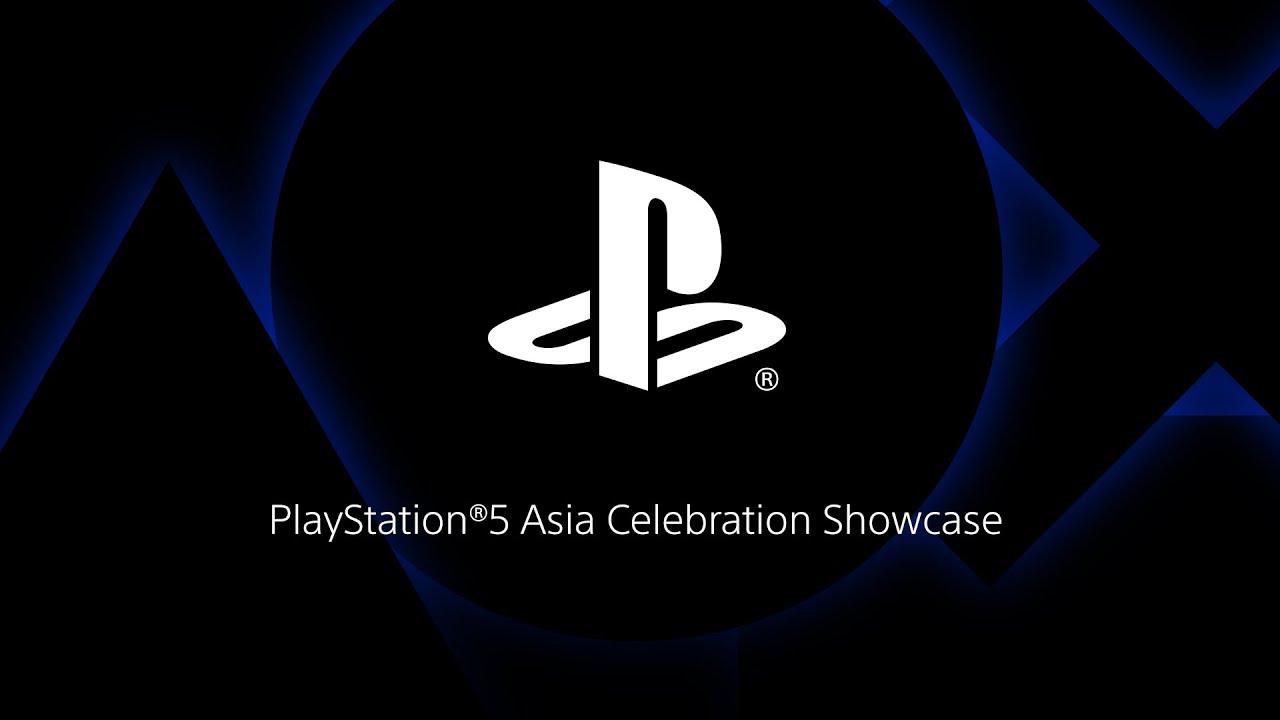 PlayStation 5 Asia Celebration Showcase - 線上特別節目
