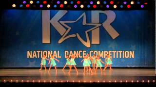 "Rage Competition Lyrical 2012  - ""Dream"" - Age 7-8"