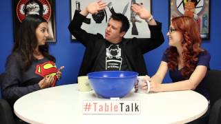 Table Talk: Are You Offended By Cleavage??!