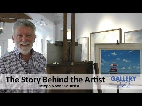 The Story Behind the Artist - Joseph Sweeney