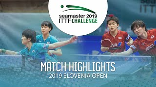 Review all the highlights from the Miyuu Kihara/Miyu Nagasaki vs Sa...