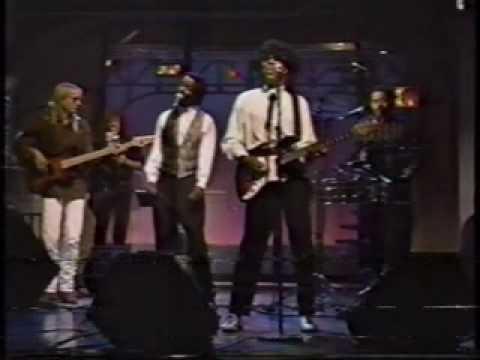 Ohio Players  [Fire ] on David Letterman.