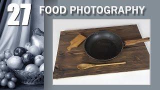 27. Food Photo Фуд  Тема: Яичница в стиле кантри. Делаем реквизит