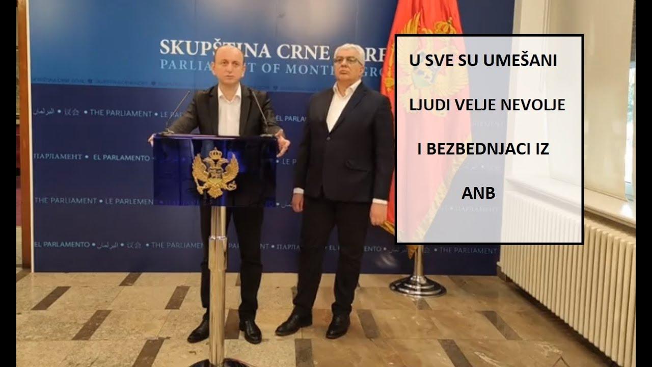 Download Vanredna vest - Knežević i Mandić: Život su nam ugroženi, imaju plan da nas uklone