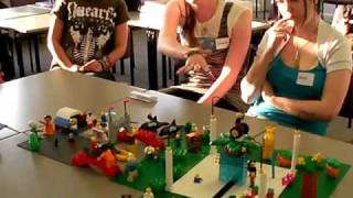 Lego workshop on parliament of the future (research work-in-progress #5)