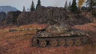 World of Tanks T-34-3 (skin) 10 frags 1919 EXP 5913 DMG - Tundra