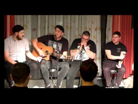Flatfoot 56 Unplugged @ CRN 2013 (Shiny Eyes and 6''10)
