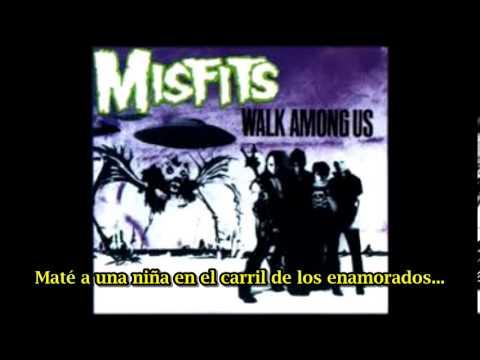 Misfits Mommy Can I Go Out and Kill Tonight (subtitulado español)