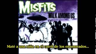 Misfits Mommy Can I Go Out and Kill Tonight (subtitulado español)