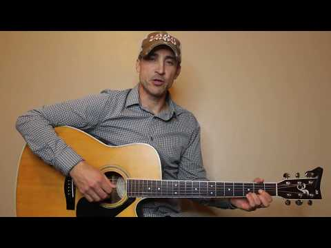 When Someone Stops Loving You - Little Big Town - Guitar Lesson | Tutorial