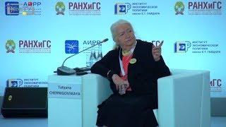 Татьяна Черниговская, СПбГУ: Человечество может и не узнать о появлении самосознания у AI