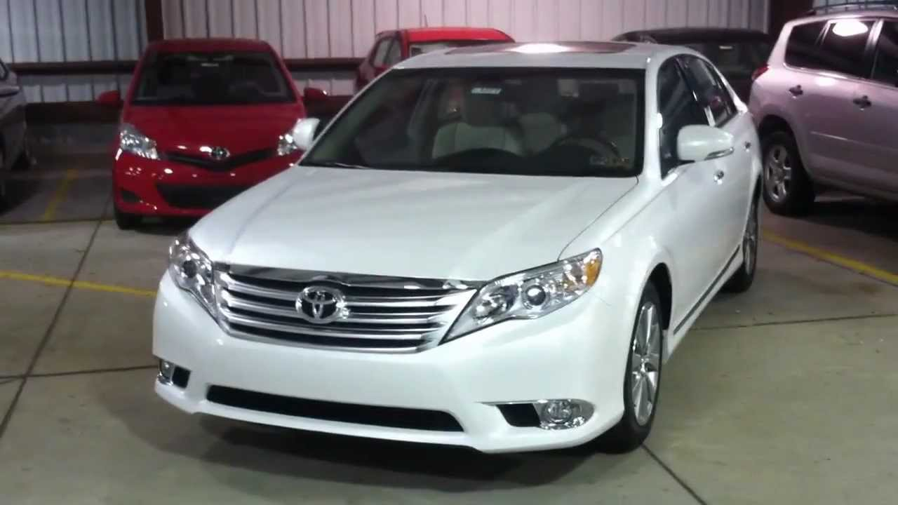 2012 toyota avalon limited yourtoyotapro rohrich toyota scion youtube. Black Bedroom Furniture Sets. Home Design Ideas